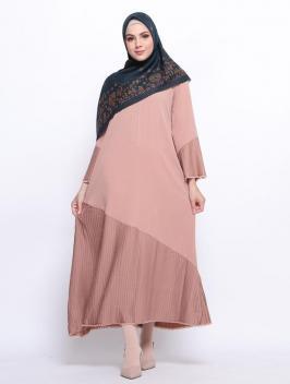 Zeline Plisket Dress