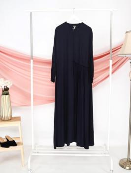 Ainun Dress Navy Black